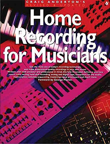 9780711951389: Home Recording for Musicians