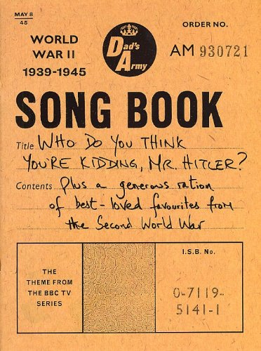 9780711951419: Dad's Army Songbook