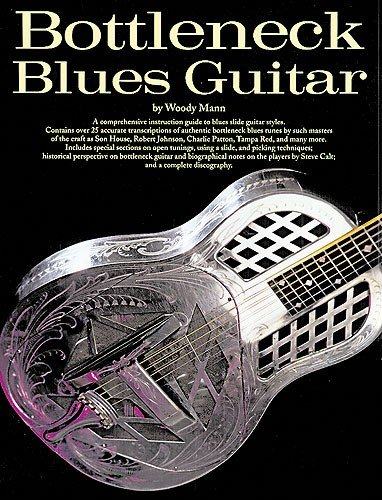 9780711951457: Bottleneck Blues Guitar