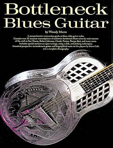 9780711951457: BOTTLENECK BLUES GUITAR TAB - AbeBooks - Various