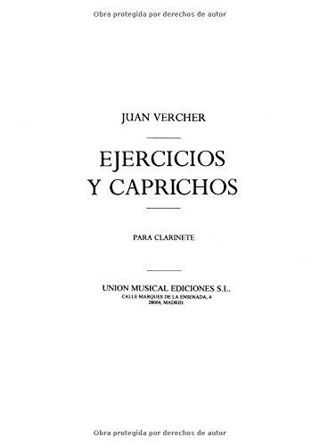 9780711951679: EJERCICIOS Y CAPRICHOS
