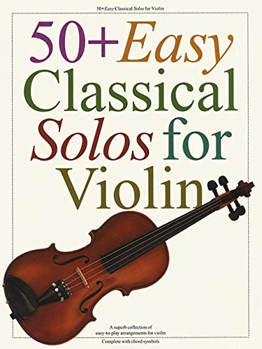 9780711951914: 50 Plus Easy Classical Solos for Violin
