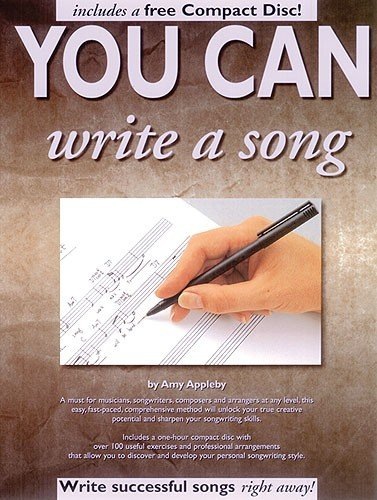 9780711952119: You Can Write a Song