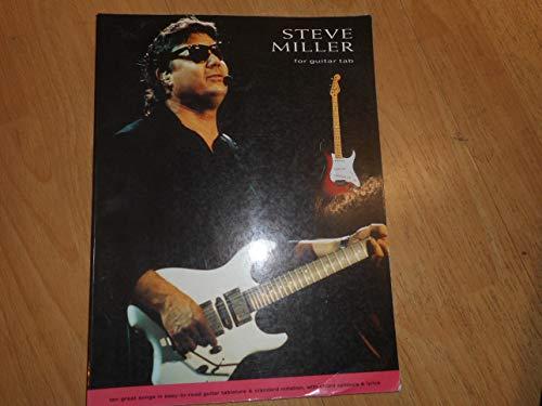 9780711952348: Steve Miller: for Guitar Tabulature