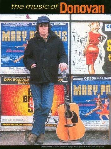 9780711952355: The music of Donovan: Twenty-three classic Donovan songs arranged for piano, voice & guitar