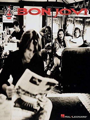 9780711952829: Bon Jovi -- Cross Road: Guitar Recorded Versions