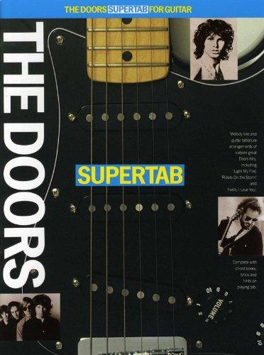 9780711952881: The Doors Supertab