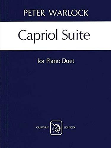 9780711952973: Warlock: Capriol Suite [Curwen Edition]