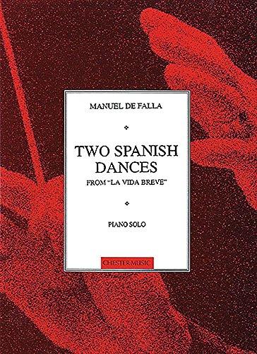 9780711953147: De Falla: 2 Spanish Dances from La Vida Breve