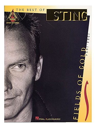9780711953710: The Best of Sting: 1984-1994: The Best of Sting: 1984-1994 - Guitar Recorded Versions