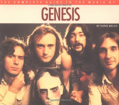 "9780711954281: The Complete Guide to the Music of ""Genesis"""