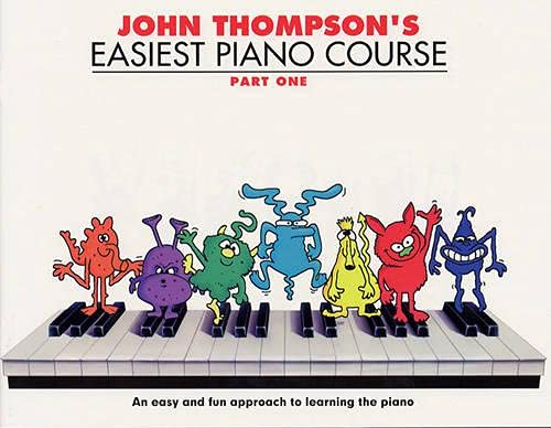 9780711954298: John Thompson's Easiest Piano Course: Pt. 1