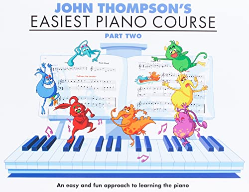 9780711954304: John Thompson's Easiest Piano Course: Part 2 - Revised Edition
