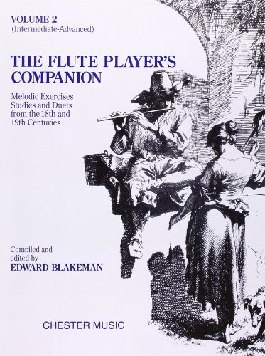 9780711954878: The Flute Player's Companion: Intermediate-Advanced: 2