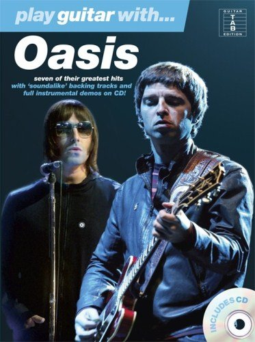 Play Guitar with Oasis | Includes Audio: Hal Leonard Corporation