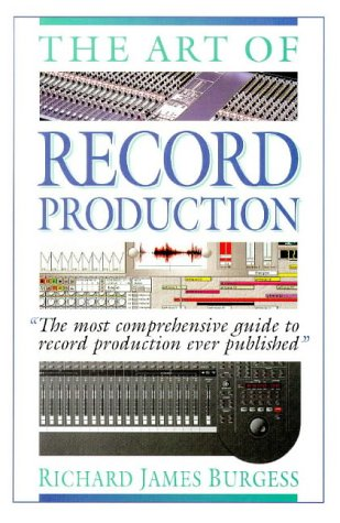 9780711955523: The Art of Record Production