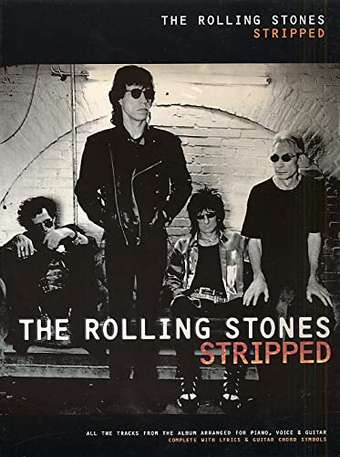 9780711955608: The Rolling Stones Stripped