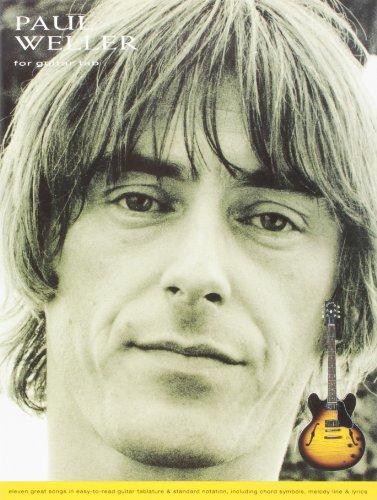 9780711955820: Paul Weller for Guitar Tab