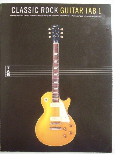 9780711955837: Classic Rock Guitar: No 1