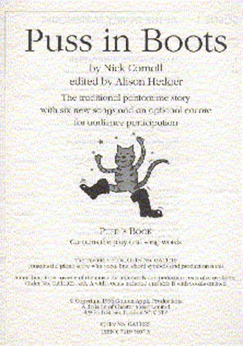 9780711956070: Nick Cornall: Puss In Boots (Pupil's Book)