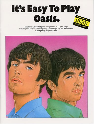 9780711956476: It's Easy to Play Oasis