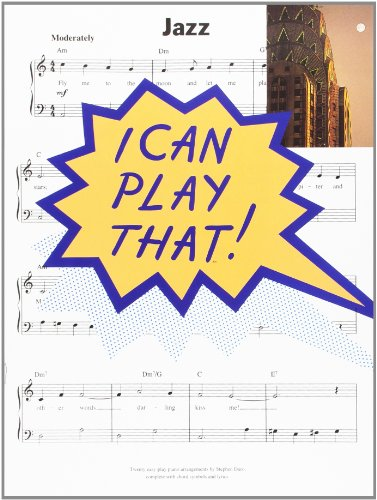 I Can Play That!: Jazz: Stephen Duro