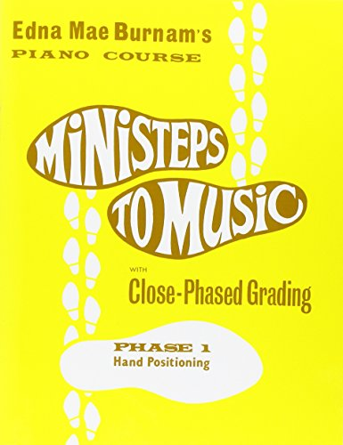 9780711956827: Ministeps To Music Phase One: Hand Positioning