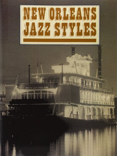 New Orleans jazz styles - Gillock, William