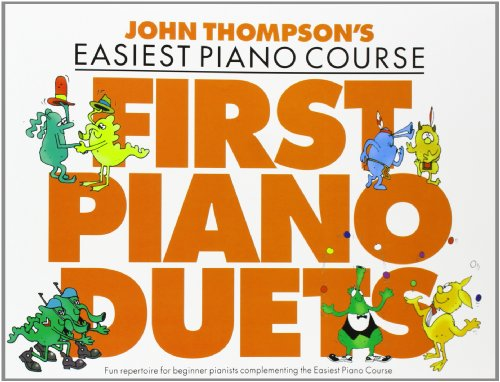 9780711956902: John Thompson's Easiest Piano Course: First Piano Duets