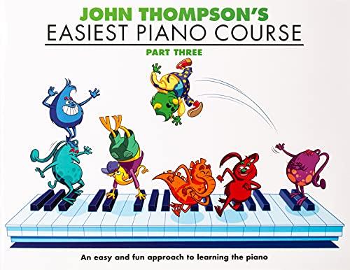 9780711956926: John Thompson's Easiest Piano Course: Bk.3