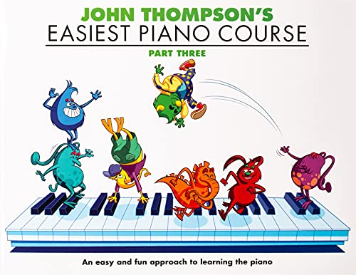 9780711956926: John Thompson's Easiest Piano Course: Part 3