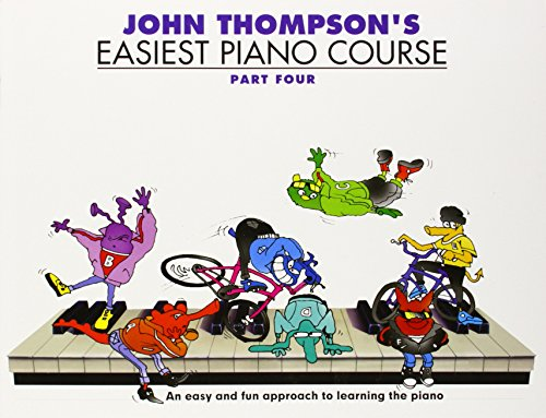 9780711956933: John Thompson Easiest Piano Course: Pt. 4