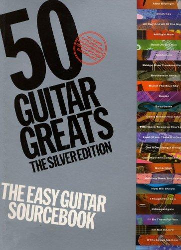 The Easy guitar sourcebook: 50 guitar greats