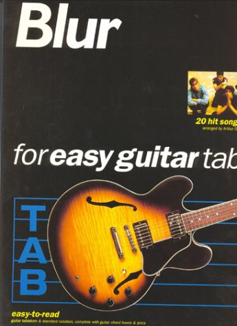 9780711957305: Blur for easy guitar tab: Easy-to-read guitar tablature & standard notation, complete with guitar chord boxes & lyrics