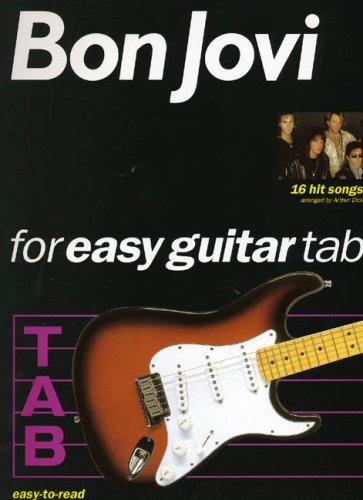 9780711957329: Bon Jovi: For Easy Guitar Tab
