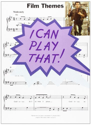 9780711957404: I CAN PLAY THAT! FILM THEMES LC
