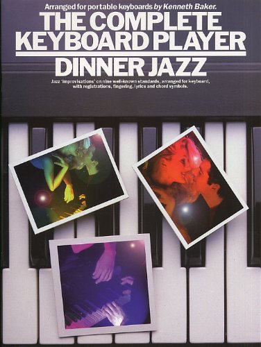 9780711957466: The Complete Keyboard Dinner Jazz