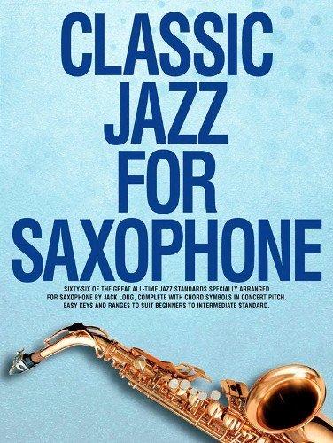 9780711957572: Classic Jazz for Saxophone