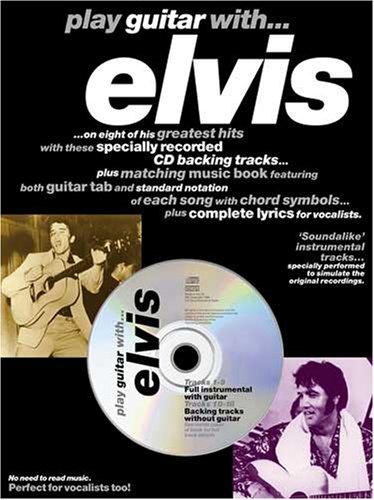 Play Guitar with Elvis: Robinson, Cedric J.