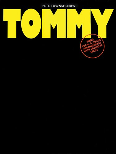 9780711958050: Pete Townshend's Tommy