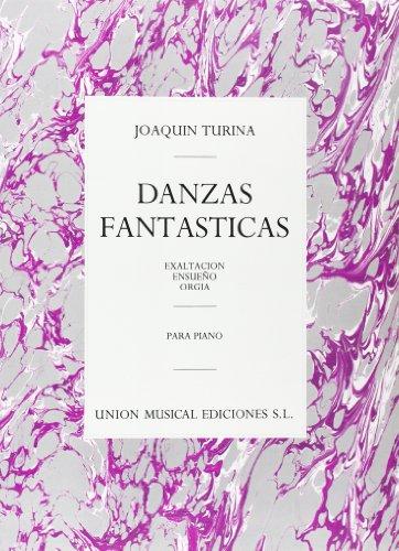 9780711958388: Joaquin Turina: Danzas Fantasticas