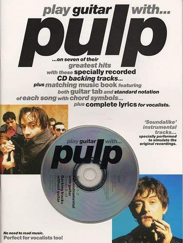 9780711958524: Play Guitar With Pulp