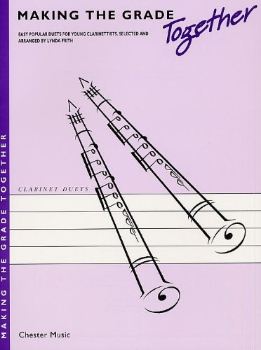 9780711958654: Making the Grade Together: Duets (Clarinet)