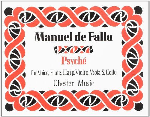 9780711959972: Manuel De Falla: Psyche
