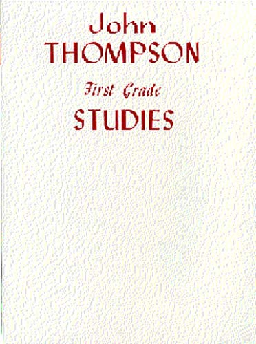 9780711960190: John Thompson's Modern Course For Piano: First Grade Studies