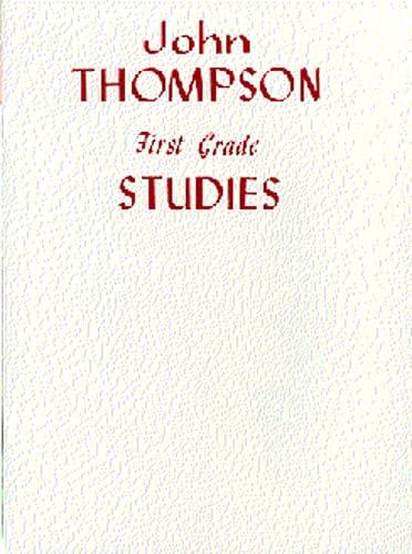 9780711960190: First Grade Studies
