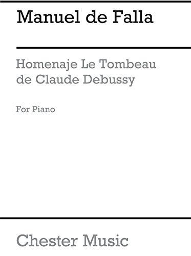 9780711960220: Homenaje (le Tombeau De Debussy)