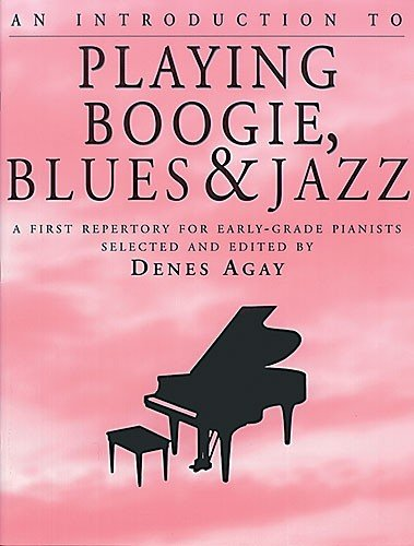 9780711961166: An Introduction to Playing Boogie, Blues and Jazz