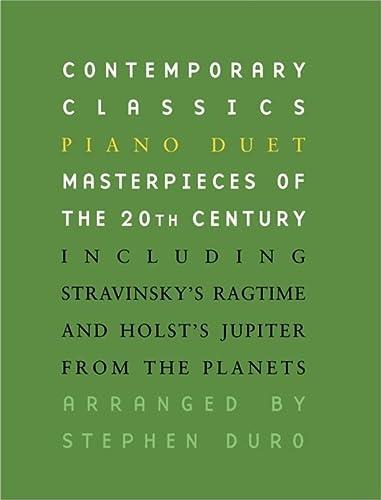 9780711961241: Contemporary Classics - Piano Duet