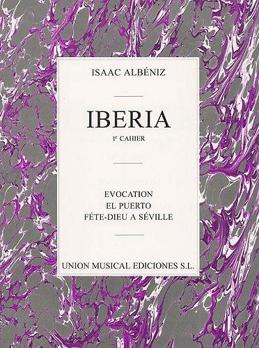 9780711961838: Albeniz: v. 1: Iberia